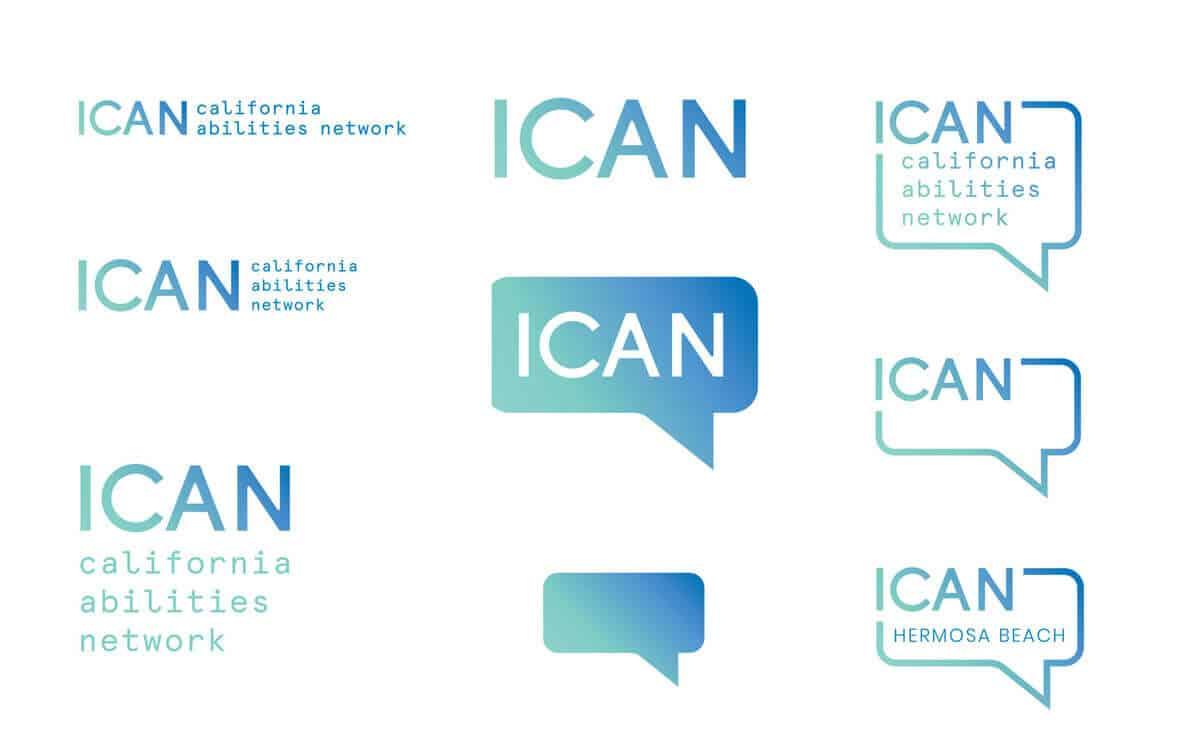 ICAN full color logos