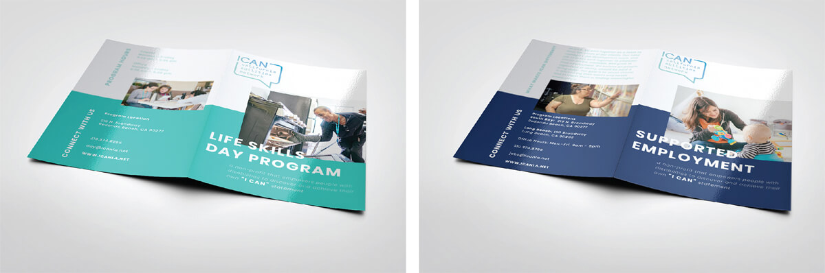 ICAN Printed Materials