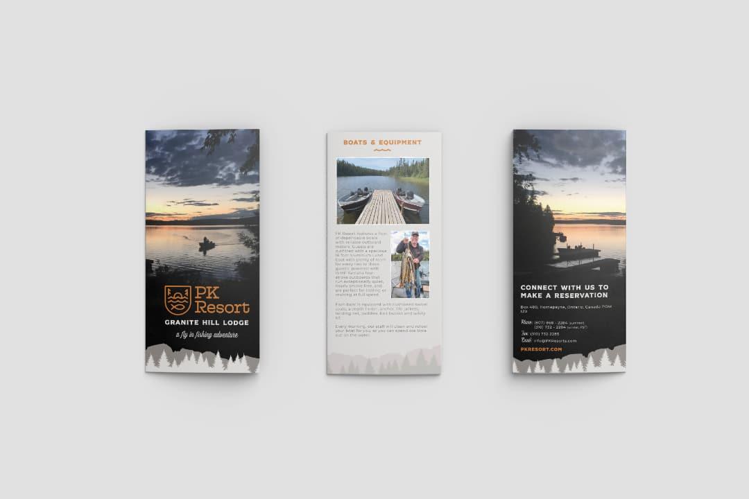 PK Resort Brochure