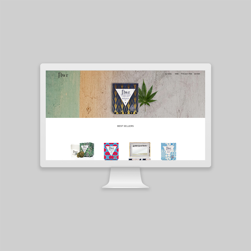 FLWR_Cannabis_StellenDesign_Website_Animation
