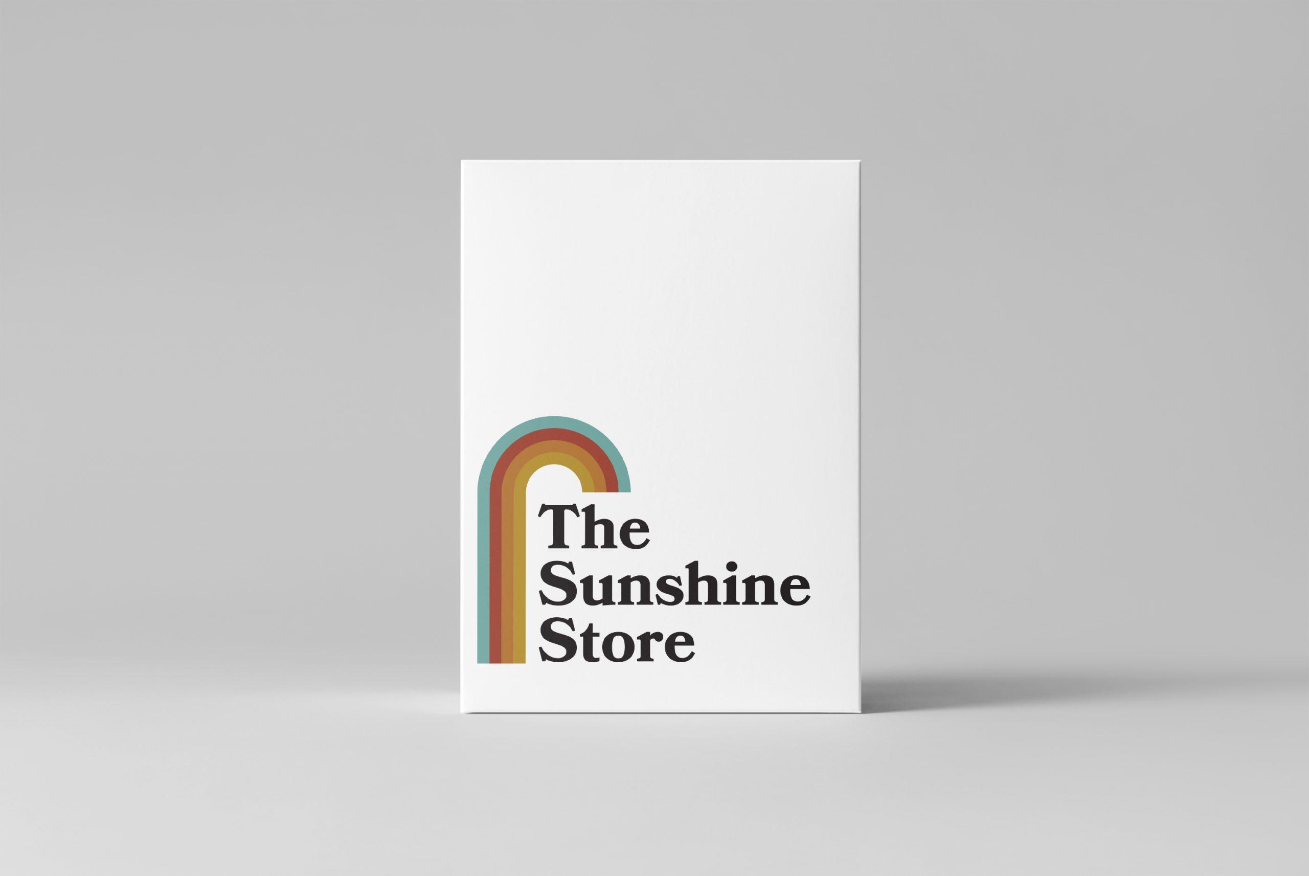 The Sunshine Store Box Mock Up