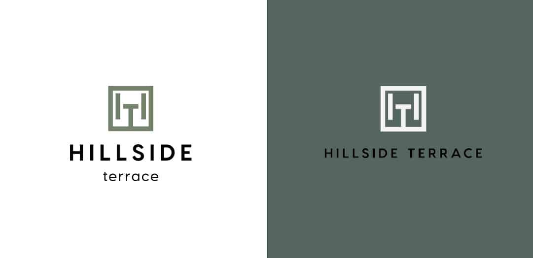 Hillside Terrace Logos