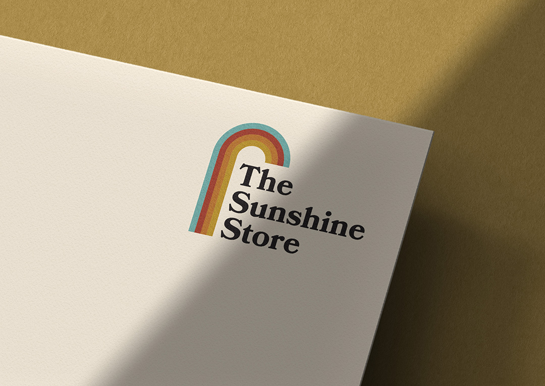 The Sunshine Store Logo