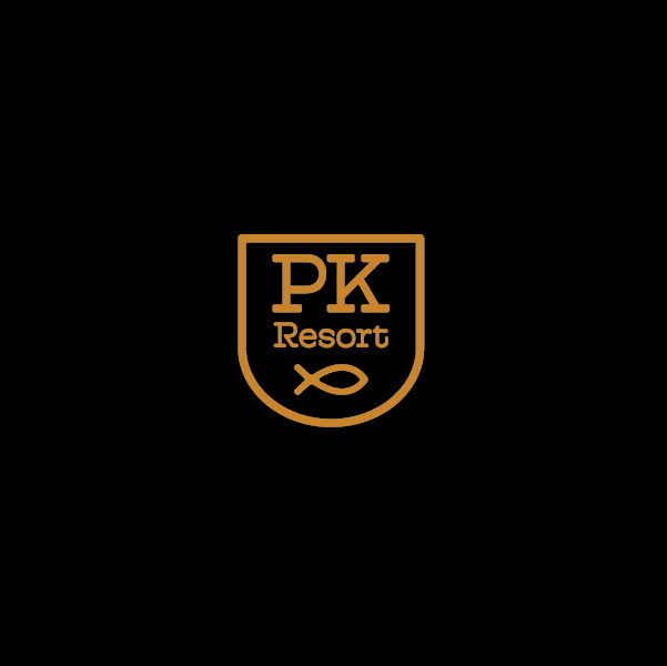 PK Resort Printed Trucker Hat
