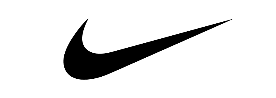 Nike as an example of simple and good logo on what is is logo design an article by Branding Agency Stellen Design