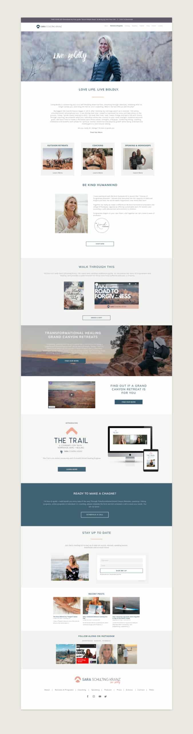 Sara_Schulting_Kranz_Website_Design_By_Stellen_Design_Branding_Agency