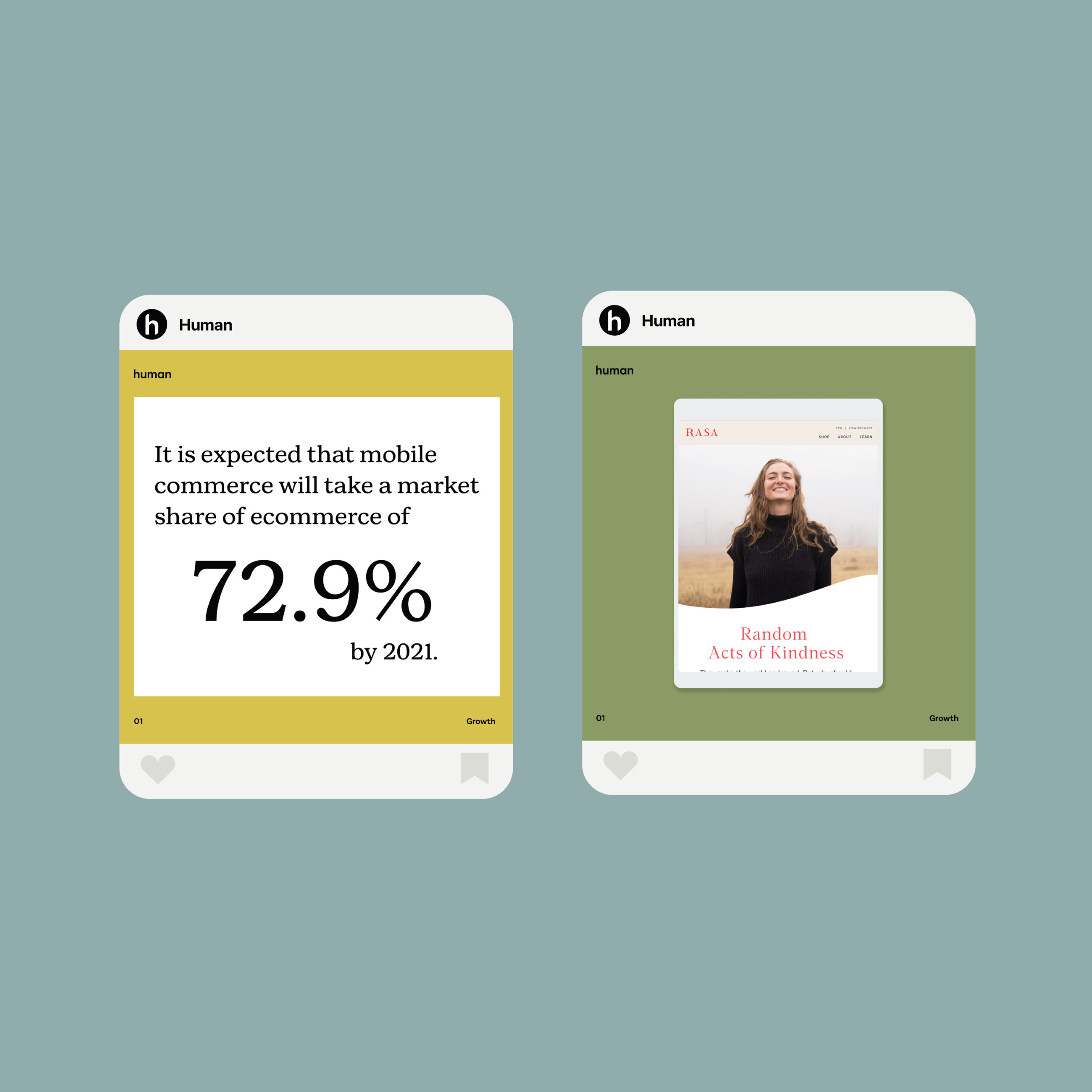 Human_Branding_By_Stellen_Design_Social Media